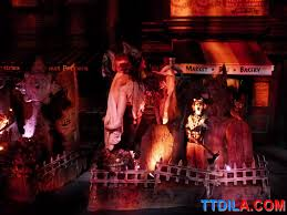 Bakery Story Halloween 2012 by Things To Do In Los Angeles Halloween Horror Nights 2017 Scares