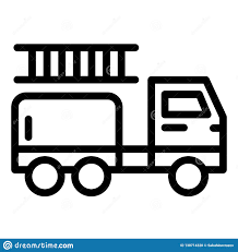 Fire Truck Line Icon. Firefighting Car Vector Illustration Isolated ... Firetruck Fire Truck Clip Art Black And White Use These Free Images Millburn Township Nj Fire Vector Mockup Isolated Mplate Of Red Lorry On Apparatus With Equipment Bfx Apparatus Trucks Red Black White 4k Hd Desktop Wallpaper For Picture Of Toy Truck Yellow Snorkel Basket Lift Heavy Duty The Ambulance Helps Emergency Vehicles New Kosh Wi July 27 Side View A Pierce Seagrave Home Clipart Clip Art Library Engine Stock Photo Edit Now 1389309 Shutterstock