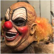 Slipknot Halloween Masks For Sale by Deluxe Slipknot Tte Clown Mask By Tony Buck Fx Studios Mad About