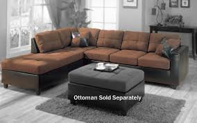 Brown Corduroy Sectional Sofa by Amazon Com Coaster Fine Furniture 505655harlow L Sectional Sofa