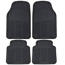 100 Rubber Truck Mats Amazoncom Heavy Duty 4pc Front Rear Floor For Car