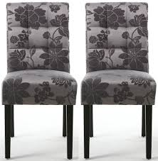 Shankar Moseley Antique Grey Damask Effect Fabric Stitched Back Accent  Dining Chair With Black Legs (Pair) Stretch Jacquard Damask Armchair Cover Ding Chair Slipcovers Pier 1 Carmilla Blue Valraven Room Table Ashley Fniture Homestore Plush Slipcover Sage Throw Loveseat In 2019 White Rj04 Christmas For Sebago Arm Host Chairs Austin Natural Wing 13pc Linen Set Tables Sets Ctham Accent Black Velvet At Home Classic Parsons Red Gold Cabana Stripe Short Covers Of 2
