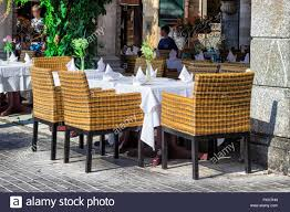 Restaurant Table And Chairs On The Street In Italy. Italian ... Designer Fniture Italian Interior Design Cappellini Billiani Chairs And Fniture A Little Italy Tiny Restaurant Thats Too Good To Be A Secret Rome View Of An Outdoor Tables Home Artisan Bellevue Very Wood Chair Makers The 100 Best Restaurants In Paris Restaurants Time Out Zin Eclectic Modern Industrial Style Melfis New Charleston Sc Restaurant Table Wikipedia Sunperry Fniture Project For Choice