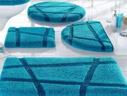 Royal Blue Bath Rug Sets by Bathroom Rug Sets Contemporary Bathroom With Brown Bathroom Rug