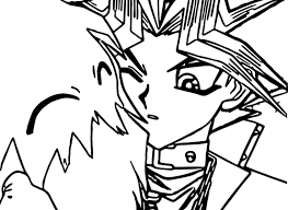 Popular Yugioh Coloring Pages To Print 7