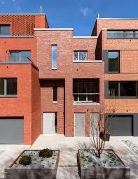 100 Townhouse Facades S Finkenau Tchoban Voss Architekten ArchDaily