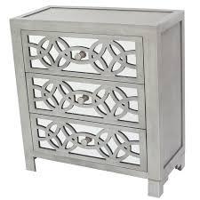 Wayfair Dresser With Mirror by Willa Arlo Interiors Irvin 3 Drawer Mirror Chest U0026 Reviews Wayfair