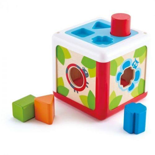 Hape Shape Sorting Box Toy
