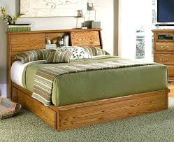 King Platform Bed With Headboard by California King Bookcase Headboard Fancy Headboards For King Size
