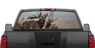 Deer Buck Elk Winter Scene Rear Window Decal Graphic Truck SUV Van ... American Flag Truck Rear Window Decal Best Resource Amazoncom Stormtrooper Star Wars Car Graphic Antero 2015 2016 2017 2018 Chevy Colorado Bed Accent Realtree Logo Graphicrealtree Xtra Camo Camouflage Torn Back Indianola Tint Custom Decals For Cars Unique Auto Sticker Dj Confederate Rebel Trucks Fresh Windows New Stickers Hawaiian Darth Vader Passenger Series Perforated Pvc Cracked Rock Distressed How Its Made Youtube
