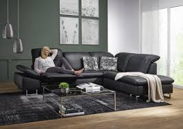canapé d angle relax petit canapé angle relax cuir ou tissu gentflex relax 4 places