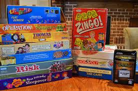 These Joyful Mysteries Board Games
