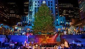 Rockefeller Christmas Tree Lighting 2017 by Take A Sneak Peek At This Year U0027s Rockefeller Center Christmas Tree