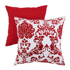 Oversized Throw Pillows For Floor by Inspirations Beautiful Color Red Throw Pillows With Awsome