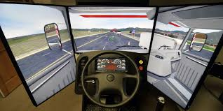 100 Truck Driver Training Doft Virtual Reality Is The New Reality For