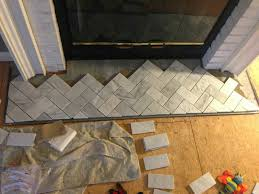 Batchelder Tile Fireplace Surround by Fireplace Tile Idea Louisville Digs Pinterest Tile Ideas