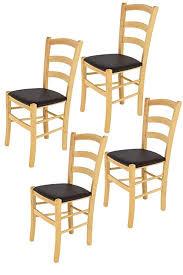 set bestehend aus 4 stühlen venice 4er set stühle venice für