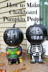 Electric Pumpkin Carving Tools Walmart by How To Make Chalkboard Pumpkins Momadvice