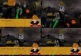 Halloween Town Keyblade by Kingdom Hearts Halloween Town