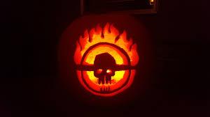 Penguin Halloween Pumpkin Stencil by I Carved A Mad Max Pumpkin For Halloween Imgur