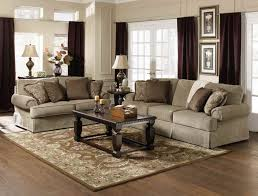 6 Traditional Style Living Room Furniture Broyhill