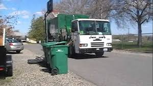 100 Waste Management Garbage Truck YouTube