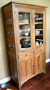 pie safe as china cabinet — Terri Lewis