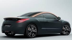 Peugeot Rcz Convertible Cool Wallpapers Cars