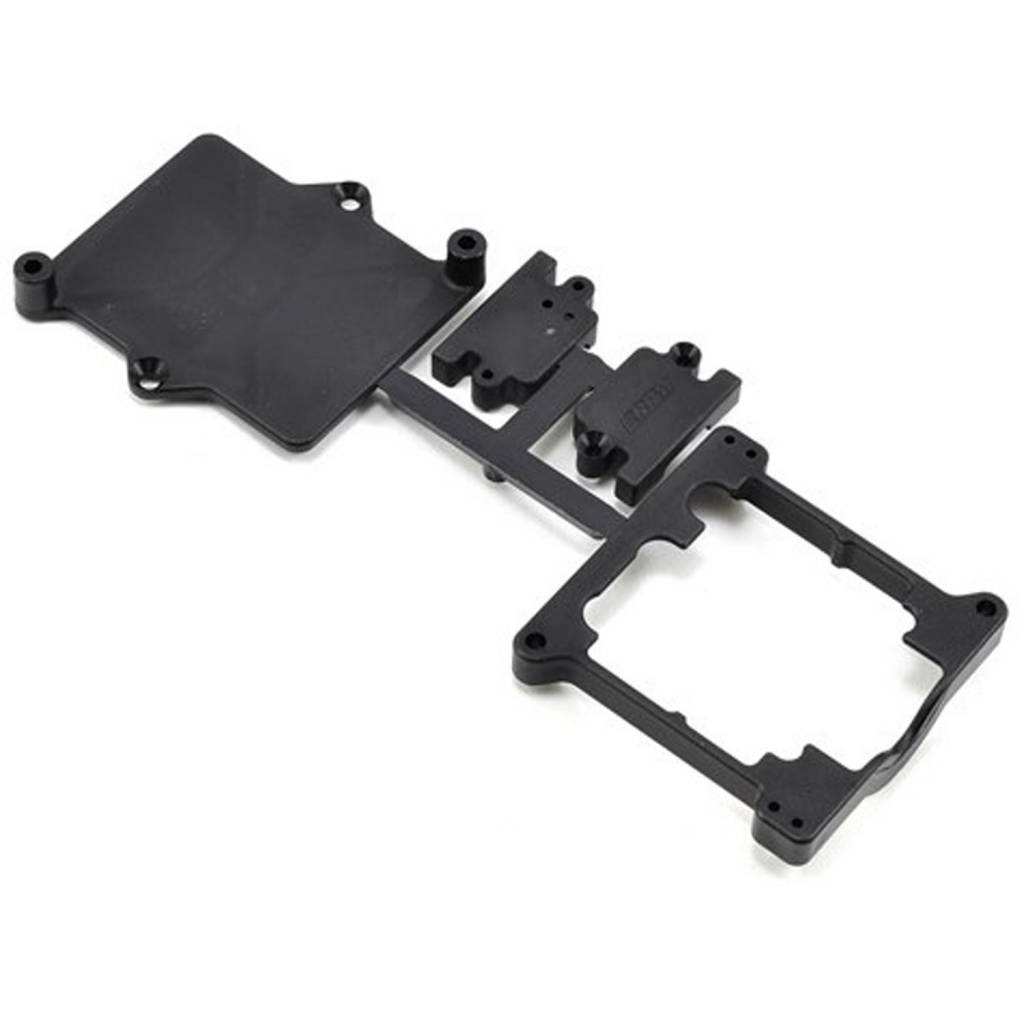 Traxxas Slash Black ESC Cage for Castle Sidewinder 3 and Sidewinder