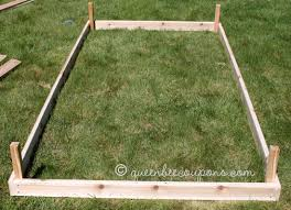 Raised Beds How to build raised garden beds for $35