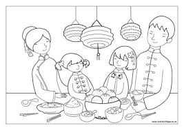 Full Size Of Coloring Pagechina Page Chinese Boy And Girl China