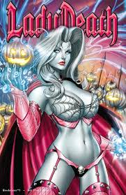 Lady Death Revelations Galleries