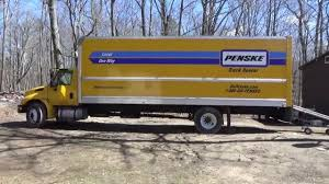 26 Ft Moving Vehicle For Our Homestead Move Across Country - YouTube