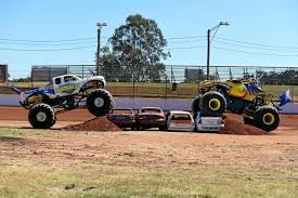 How It Feels To Ride In A Monster Truck | Fraser Coast Chronicle