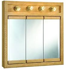 755411 granville lighted medicine cabinet with