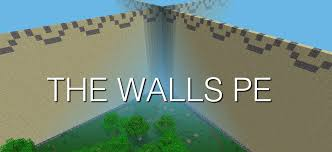 the walls minecraft remade for pe uses redstone alternatives