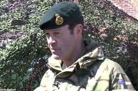 Most Decorated Soldier Uk by Top British Army Commander Says Sexuality Is