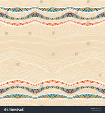 Versailles Tile Pattern Template by Festive Background Ornate Ribbons Bright Border Stock Vector