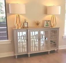 Hayworth Mirrored 3 Drawer Dresser by Mirrored Hello Furniture