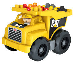 Mega Bloks - Caterpillar Large Dump Truck | PlayOne Caterpillar Toys 18 Big Rev Up Dump Truck Games Vehicles Mega Bloks Cat Rideon With Excavator Metal Machines 797f Diecast Vehicle Cat39521 Cstruction Mini 5 Pack Walmartcom Cat Glow Machine Harry 543804116 Ebay Bruder Mercedesbenz Actors Low Loader With Takeapart Buddies In Yate Bristol Gumtree Toy Trucks Remote Control Crane And Co Product Detail Steam Roller And Tool Team Set Assortment Revup Multicolor Truck Products Masters 85130 730 Articulated