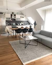 modern vibes in diesem offenen wohnzimmer stimmt einfach