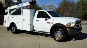 100 Service Truck With Crane For Sale 2011 RAM 5500 MECHANICS TRUCK UTILITY SERVICE CRANE DIESEL DODGE