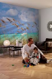 Wall Mural Decals Beach by 63 Best Wall Treatments Images On Pinterest Wall Murals