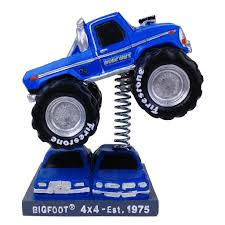 BIGFOOT 4x4 Monster Truck Bobblehead – Bobble Boss