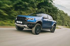 100 Raptors Trucks Ford Drops Full OffRoad Specs For EuroSpec 2019 Ranger Raptor