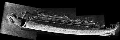 Brittanic Sinking by The Captain U0027s Table Images Of The Hmhs Britannic Wreck Site