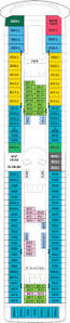 Majesty Of The Seas Deck Plan Codes by Royal Caribbean Legend Of The Seas Deck Plans Ship Layout