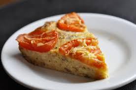 pates au thon moutarde quiche sans pâte au thon et à la tomate cuisine avec du