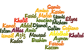 prenom musulman garcon moderne prénoms algériens modernes garçons prénoms musulmans