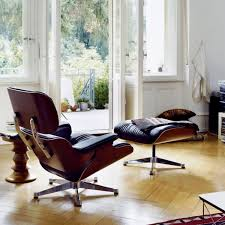 Vitra Lounge Chair & Ottoman - Cherry Wood Vitra Eames Lounge Chair Fauteuil De Salon Twill Jean Prouv On Plycom Utility Design Uk Repos Grand And Ottoman Herman Miller Chaise Beau Frais Aanbieding Shop Plaisier Interieur By Charles Ray 1956 Designer How To Identify A Genuine Cherry Wood